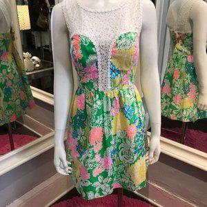 NWT Lilly Pulitzer size 10 Raegan Dress